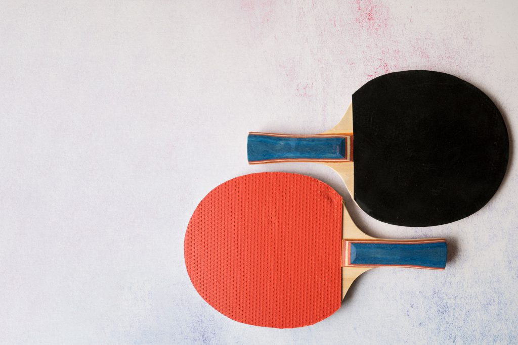 corso ping pong RAGAZZI