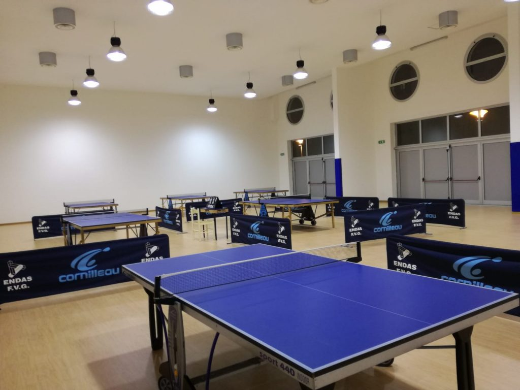 dove giocare ping pong a Trieste